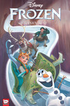Disney Frozen: Reunion Road TPB