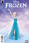 Disney Frozen: Breaking Boundaries #1 (Eduardo Francisco Variant Cover)