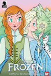 Disney Frozen: Breaking Boundaries #3 (Steve Thompson Variant Cover)
