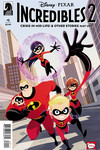Disney/Pixar The Incredibles 2 #1: Crisis in Mid-Life! & Other Stories