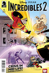 Disney/Pixar The Incredibles 2 #1 (Dan Jackson Variant Cover)