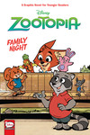 Disney Zootopia: Family Night HC (Younger Readers)