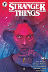 Stranger Things: SIX #4 (Christian Ward Variant Cover)