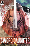 Sword Daughter #5 (Mack Chater Variant Cover)