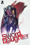 Sword Daughter #7 (Mack Chater Variant Cover)