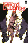 Sword Daughter #8 (Mack Chater Variant Cover)