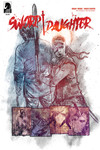 Sword Daughter #9 (Mack Chater Variant Cover)
