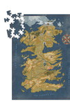 Game of Thrones Puzzle: Cersei Lannister Westeros Map