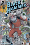 Black Hammer: Age of Doom #6 (Farel Dalrymple Variant Cover)