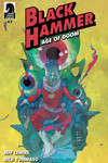 Black Hammer: Age of Doom #7 (Christian Ward Variant Cover)