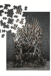 Game of Thrones Puzzle: Iron Throne