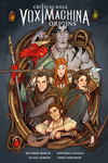 Critical Role: Vox Machina Origins Volume 1 TPB