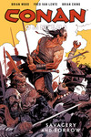Conan Omnibus Volume 6: Savagery and Sorrow TPB