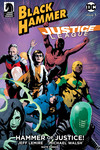 Black Hammer/Justice League: Hammer of Justice! #1 (Andrea Sorrentino Variant Cover)