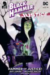 Black Hammer/Justice League: Hammer of Justice! #4 (Andrew Robinson Variant Cover)
