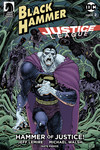 Black Hammer/Justice League: Hammer of Justice! #2 (Ian Bertram Variant Cover)