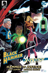Black Hammer/Justice League: Hammer of Justice! #2 (Matteo Scalera Variant Cover)