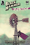 Black Hammer/Justice League: Hammer of Justice! #4 (Gabriel Walta Variant Cover)