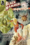 Black Hammer/Justice League: Hammer of Justice! #2 (Julian Totino Tedesco Variant Cover)