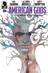 American Gods: The Moment of the Storm #1 (David Mack Variant Cover)