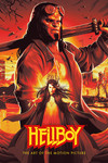 Hellboy: The Art of the Motion Picture HC