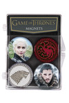 Game of Thrones Magnet 4-Pack: Series 2