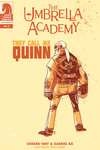 6. The Umbrella Academy: Hotel Oblivion #2 (Gabriel Ba Variant Cover)