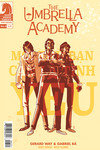 4. The Umbrella Academy: Hotel Oblivion #3 (Gabriel Ba Variant Cover)