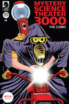 Mystery Science Theater 3000 #2 (Steve Vance Variant Cover)