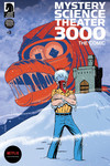 Mystery Science Theater 3000 #3 (Steve Vance Variant Cover)