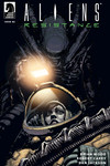 Aliens: Resistance #2 (Tristan Jones Variant Cover)