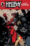 Hellboy and the B.P.R.D.: The Beast of Vargu one-shot (Mike Mignola Variant Cover)