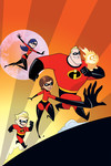 Disney/PIXAR The Incredibles 2: Secret Identities #2 (Kawaii Creative Studio Variant Cover)