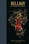 Hellboy: 25 Years of Covers HC
