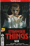 Stranger Things: SIX #4 (Patrick Satterfield Photo Variant Cover)