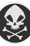Umbrella Academy: The Kraken Skull Logo Patch
