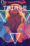 Triage #1 (Hannah Templer Variant Cover)