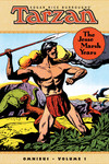 Edgar Rice Burroughs' Tarzan: The Jesse Marsh Years Omnibus Volume 1 TPB