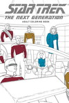 Star Trek: The Next Generation Adult Coloring Book Volume 01