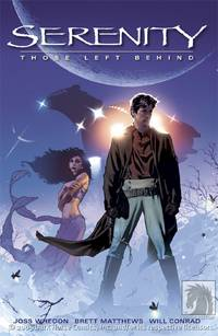Serenity TPB: Those Left Behind