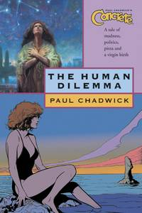 Concrete Volume 7: The Human Dilemma TPB