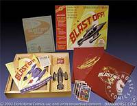 Blast Off!: Rockets, Rayguns, Robots, and Rarities from the Golden Age of Space Toys Limited Edition HC