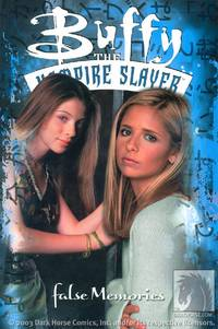 Buffy the Vampire Slayer Vol. 11: False Memories TPB