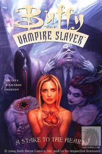 Buffy the Vampire Slayer Vol. 17: Stake to the Heart TPB