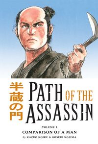 Path of the Assassin Volume 3: Comparison of a Man TPB