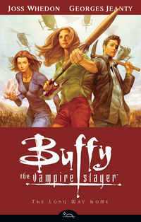 Buffy the Vampire Slayer: Season Eight Vol. 1 - The Long Way Home TPB (Current Printing)