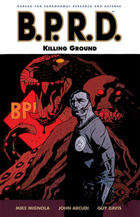 B.P.R.D. Vol. 08: Killing Ground TPB
