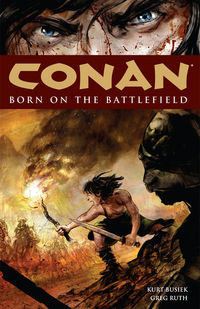 Conan Vol. 0: Born on the Battlefield TPB
