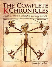Complete K Chronicles TPB