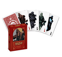 Hellboy Playing cards